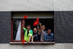 Fans de China