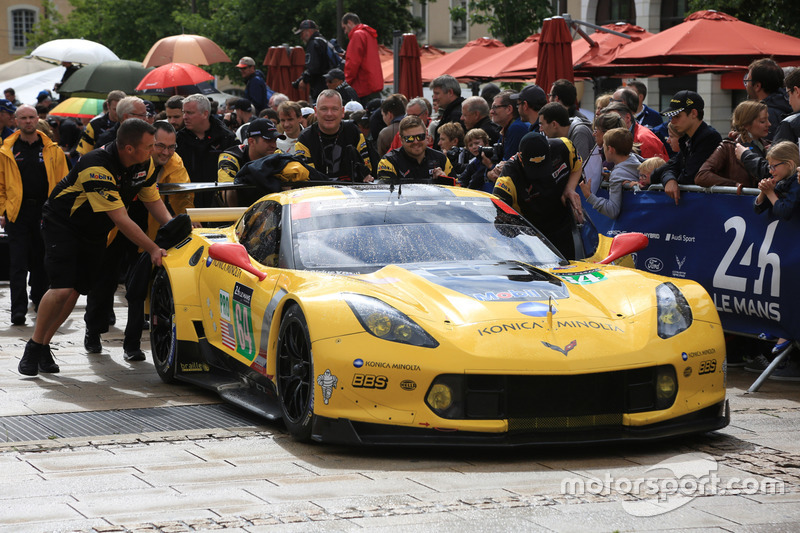 2016: 64 Corvette Racing - GM Chevrolet Corvette C7-R