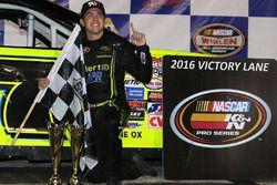 Race winner Noah Gragson
