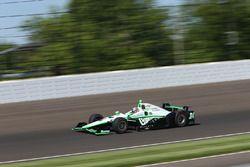 Sage Karam, Dreyer & Reinbold Racing Chevrolet