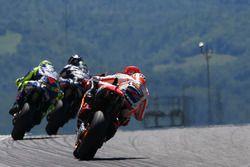 Jorge Lorenzo, Yamaha Factory Racing, Valentino Rossi, Yamaha Factory Racing, Marc Márquez, Repsol H