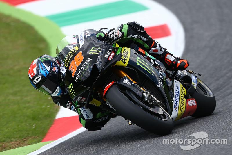 2016 - Bradley Smith (MotoGP)