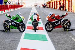 Sky Racing Team VR46 new livery