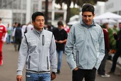 Rio Haryanto, Manor Racing avec Esteban Ocon, Manor Racing