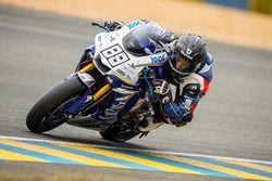 Axel Maurin, Yamaha