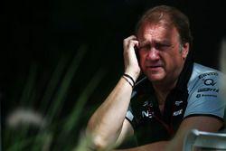 Роберт Френли, руководитель Sahara Force India F1 Team