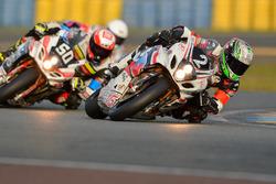 #2 Suzuki: Nicolas Pouhair, Aaron Morris, Lucas Mahias, Marius Tabaries