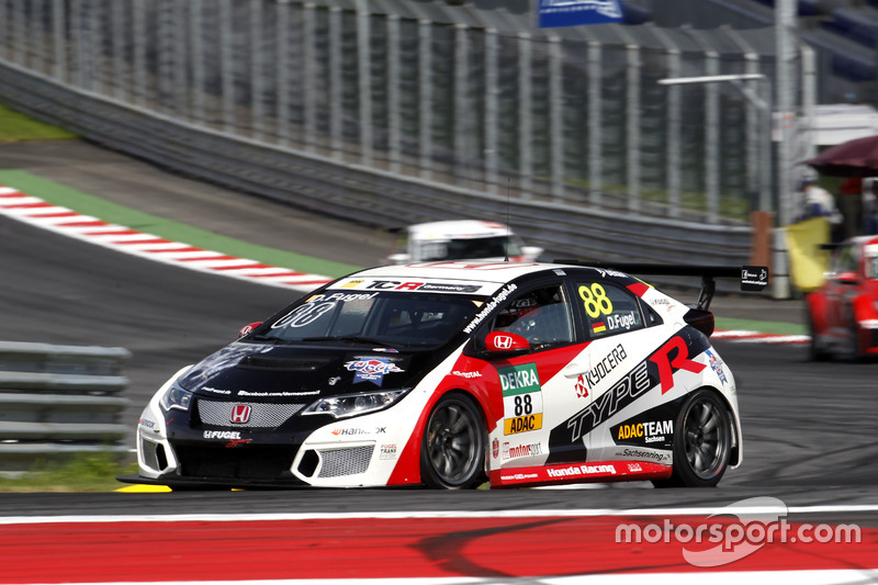 Dominik Fugel, Team Honda ADAC Sachsen, Honda Civic TCR