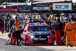 Boxenstopp: Garth Tander, Holden Racing Team