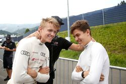 Nicklas Nielsen, Neuhauser Racing und Felipe Drugovich, Neuhauser Racing