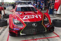 #38 Team Zent Cerumo, Lexus RC F