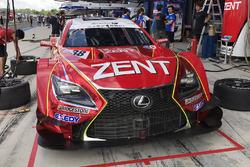 #38 Team Zent Cerumo Lexus RC F