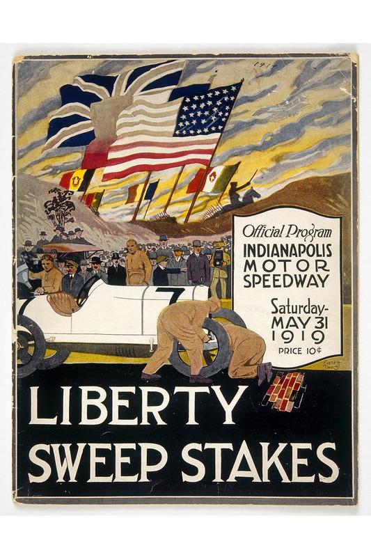 1919: Indy ontwaakt