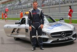 Bernd Mayländer, FIA Safety-Car-Fahrer