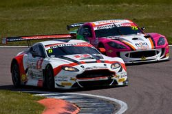 #8 Motorbase Performance Aston Martin Vantage GT3: Phil Dyburgh, Ross Wylie