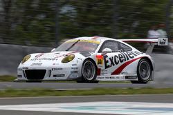 #33 Excellence Porsche Team KTR, Porsche 911 GT3-R: Naoya Yamano, Jörg Bergmeister