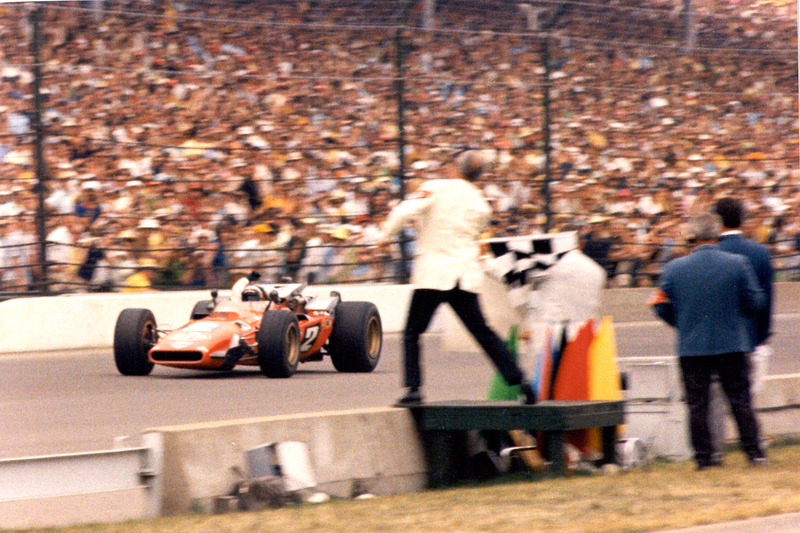 1969 - Mario Andretti, Hawk/Ford