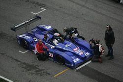 Sandro Bettini, Parretta Corse, Norma-M20 Honda-CN2 in griglia di partenza