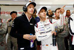 Брендон Хартли и Тимо Бернхард, Porsche Team