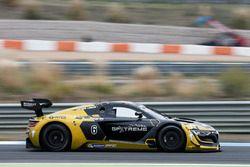 #6 V8 Racing, Renault RS01: Josh Webster, Olivier Freymuth