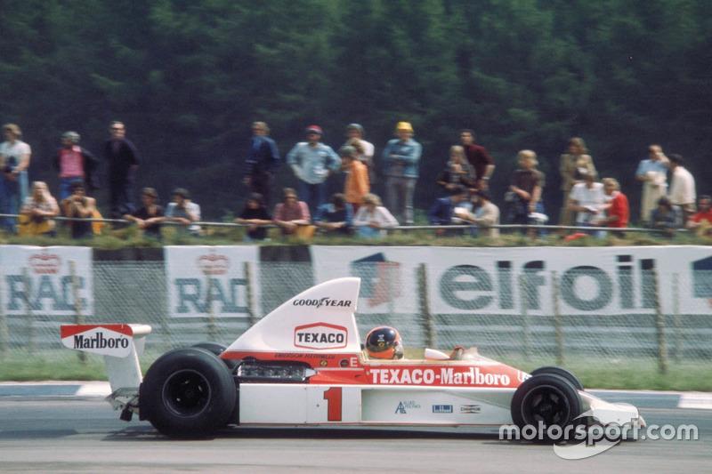 1975 Emerson Fittipaldi, McLaren