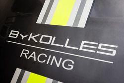 ByKolles Racing paddock en logo