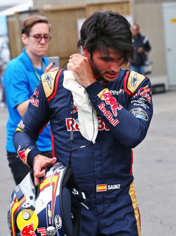 Carlos Sainz Jr. Jr, Scuderia Toro Rosso