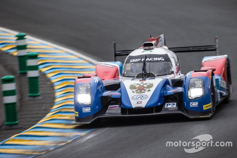 19. LMP2: #27 SMP Racing, BR01 Nissan