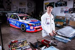 David Reynolds, Erebus Motorsport