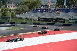 Damiano Fioravanti, RP Motorsport runs out