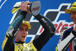 Second place Alex Rins, Paginas Amarillas HP 40