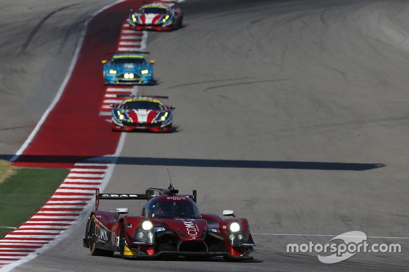 #43 RGR Sport by Morand Ligier JSP2 - Nissan: Ricardo Gonzalez, Filipe Albuquerque, Bruno Senna