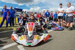 #1 Sarthe RTKF 1: Charles Fiault, Gautier Becq, Kevin Petit, Anthoine Hubert
