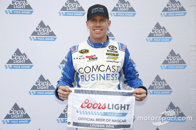 Loudon: Carl Edwards (Gibbs-Toyota)