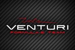 Логотип Venturi Formula E Team
