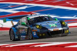 #23 Team Seattle/Alex Job Racing, Porsche GT3 R: Mario Farnbacher, Alex Riberas
