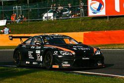 #12 Boutsen Ginion Racing BMW F13 M6 GT3: Olivier Grotz, Karim Ojjeh, Julian Darras, Arno Santamato
