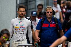 Luca Ghiotto, Trident