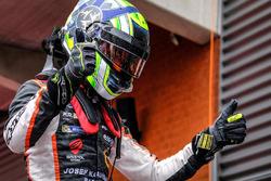 Le vainqueur Lando Norris, Josef Kaufmann Racing