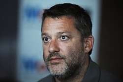 Tony Stewart, Stewart-Haas Racing during an iRacing event