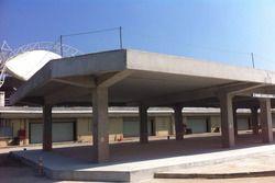 Interlagos renovation work