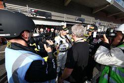 #86 AMG-Team HTP Motorsport, Mercedes-AMG GT3: Maximilian Götz
