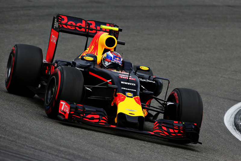 6. Max Verstappen, Red Bull Racing