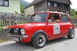Friedrich Radinger und Thomas Wagner, Mini 1275 GT Bj. 1971