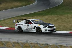 #60 Roush Performance Ford Mustang Boss 302: Jack Roush Jr.