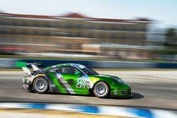#540 Black Swan Racing Porsche GT3 R: Tim Pappas, Nicky Catsburg, Patrick Long, Andy Pilgrim