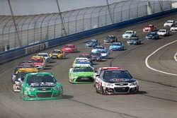 El inicio: Austin Dillon, Richard Childress Racing Chevrolet