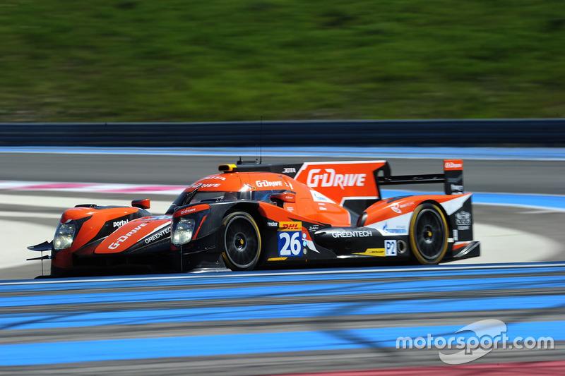 LMP2 - G-Drive Racing