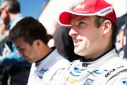 #66 Ford Chip Ganassi Racing Team UK Ford GT: Billy Johnson, Stefan Mücke, signeren handtekeningen v