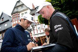 #100 Schubert Motorsport, BMW M6 GT3: Lucas Luhr